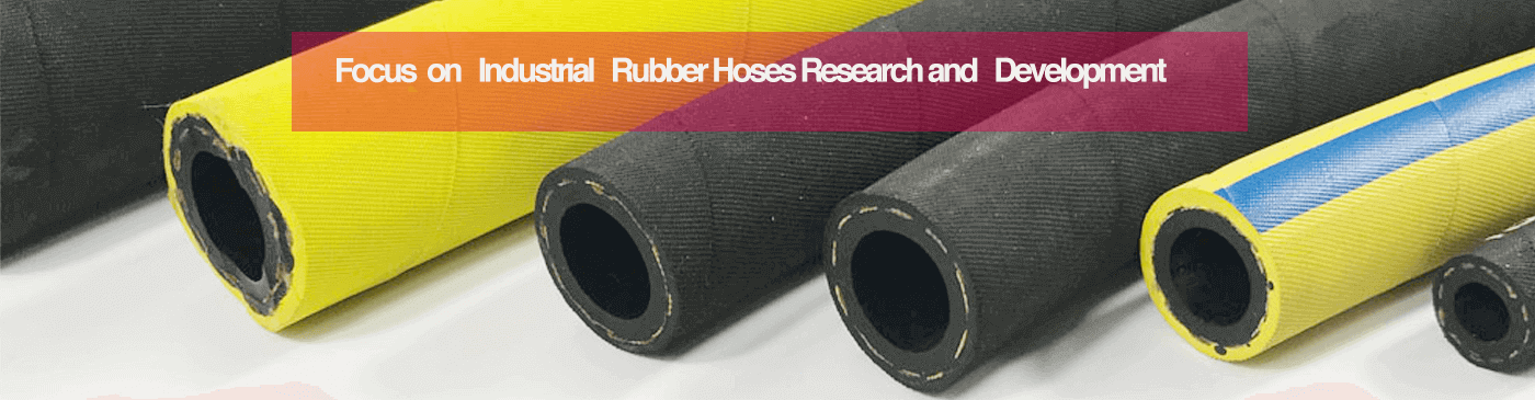 Textile reinforced air hose