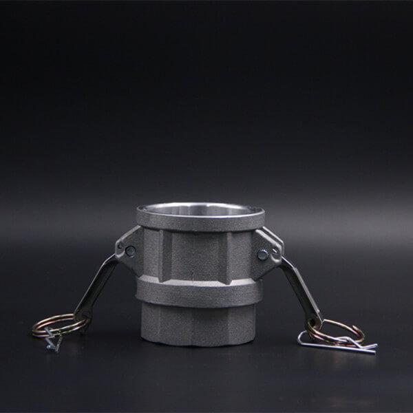 Aluminum Camlock Coupling type D