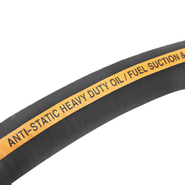 IVAN 10 Anti-Static Rubber Oil Delivery Hose