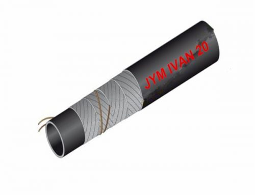 IVAN 20 Anti-Static Rubber Oil Delivery Hose