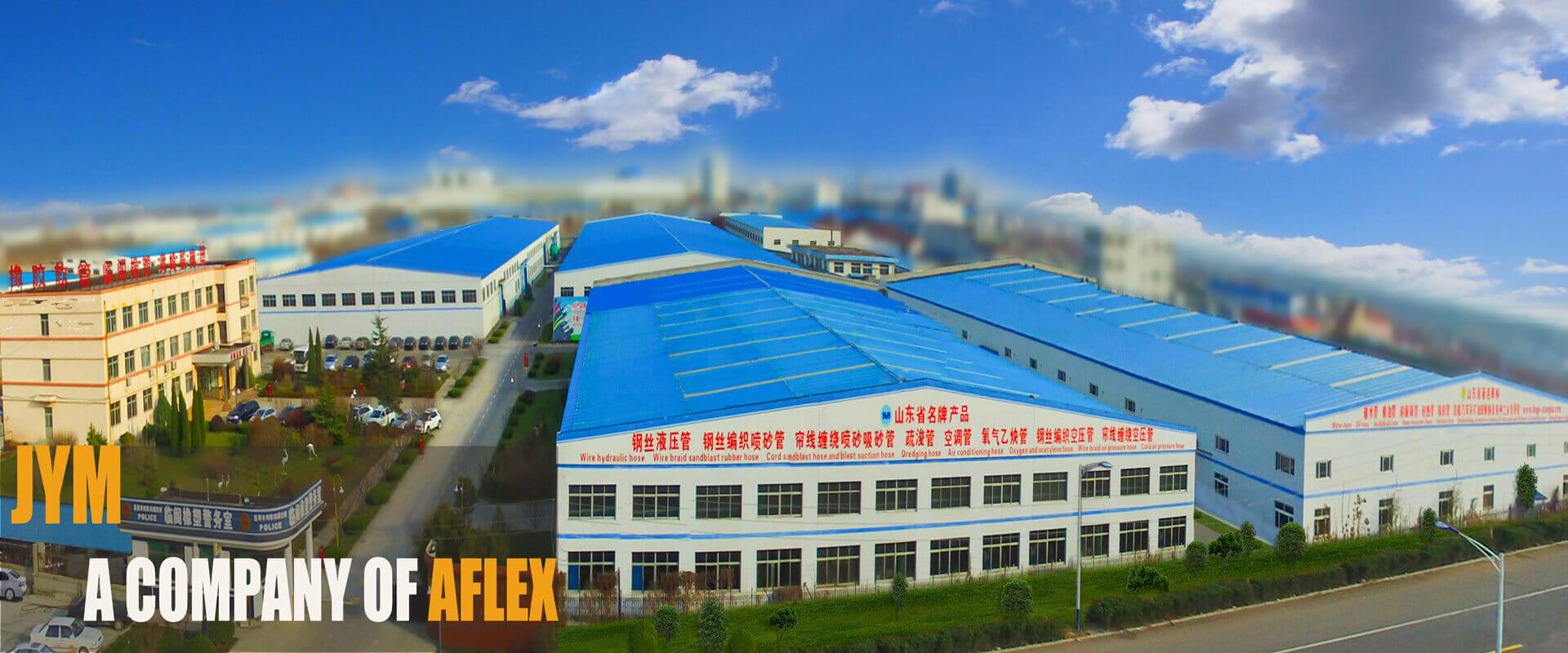 JYM hose factory