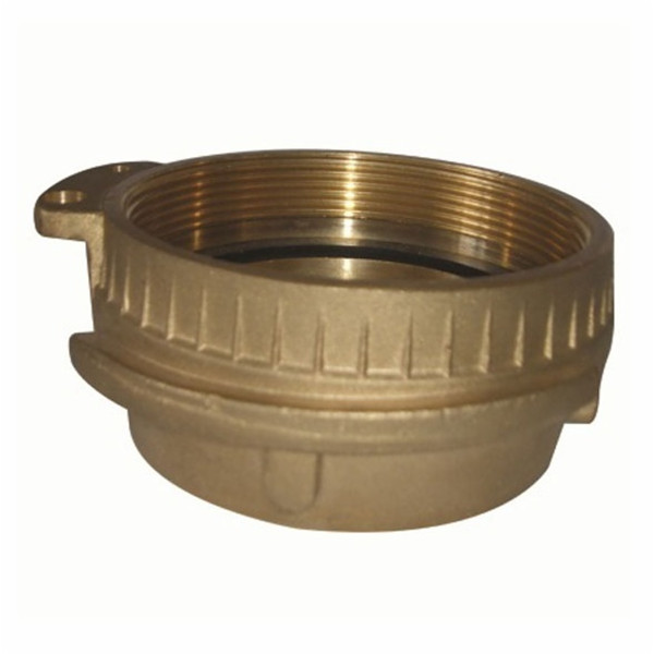 Male Coupling With Female Bsp Thread, Nbr Gasket