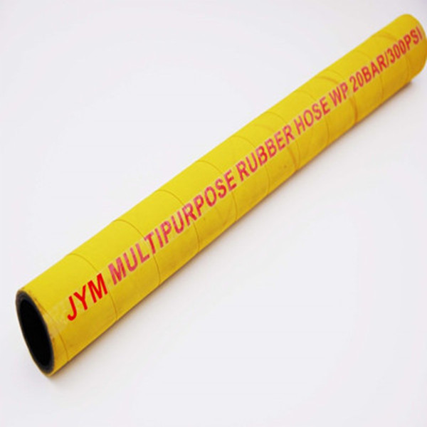 Multi-purpose rubber hose Air Water