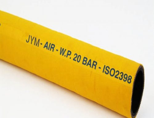 Extruded Yellow Smooth Air Hose
