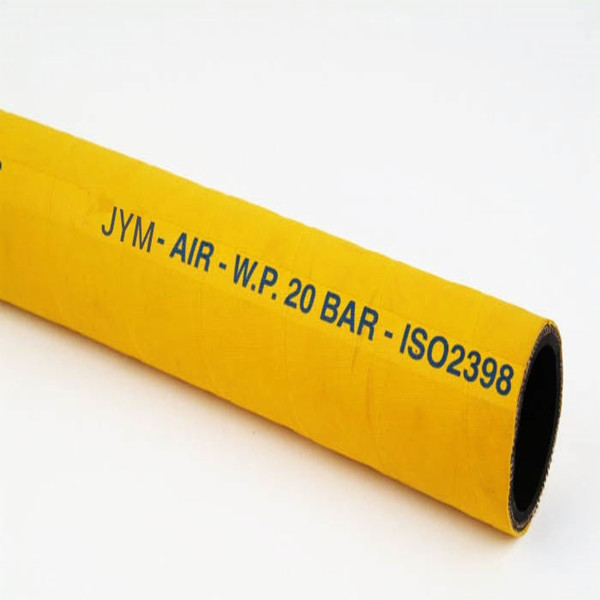 Smooth Yellow Air Hose