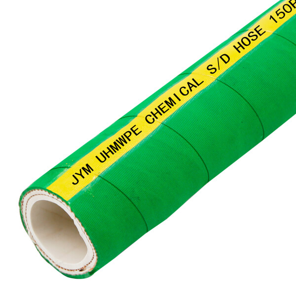 UHMWPE Chemical S D Hose 150PSI