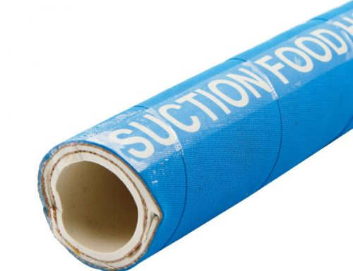 Food Suction and Discharge Hose(Non Fatty Foods)