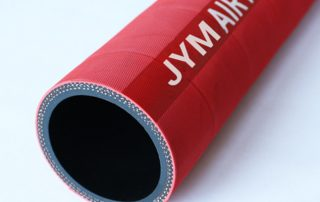 AIR RUBBER PIPE RED