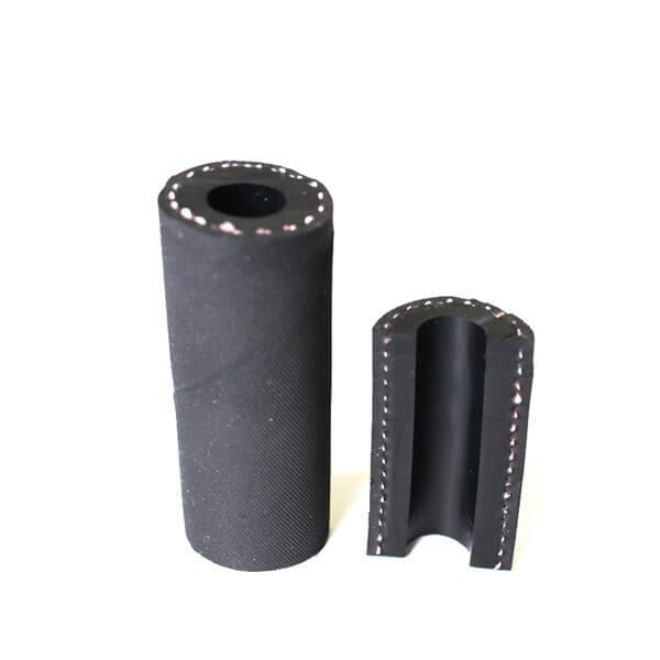 Concrete pump hose line