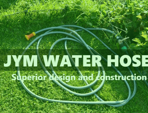 JYM Water Hoses: Perfect For Your Changing Needs