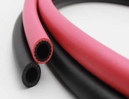 EPDM Water Hose Smooth Surface Fiber Braid