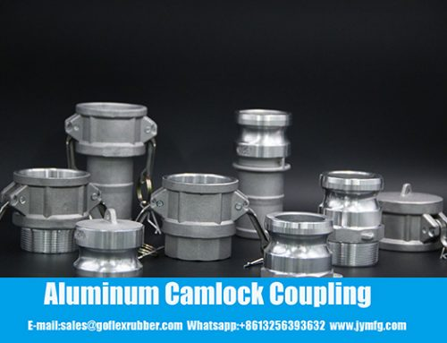 How to choose the right kind of camlock couplings for your industrial hoses?