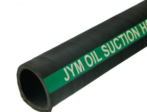 Fuel and oil suction and delivery hose