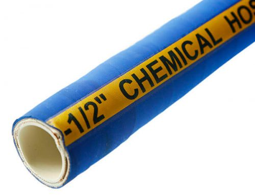Blue Chemical Suction and Discharge Hose(EPDM)