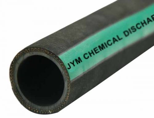 Black Chemical Discharge Hose(EPDM)