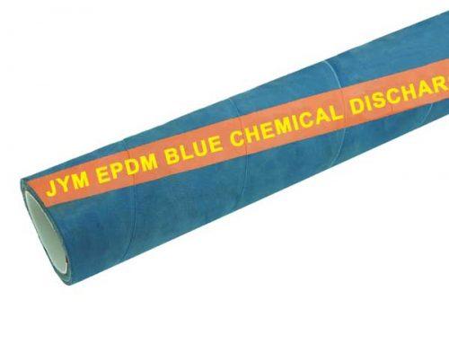 Blue Chemical Discharge Hose (EPDM)