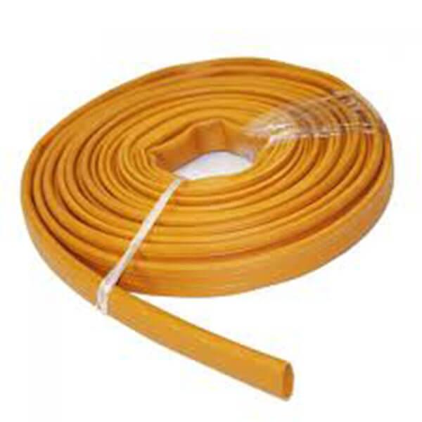 Rubber layflat compressor hose