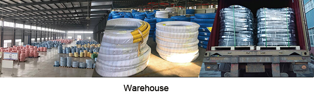JYM Industrial hose warehouse