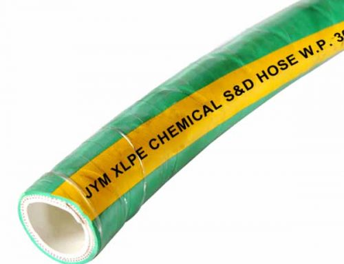 XLPE Chemical Suction and Discharge Hose