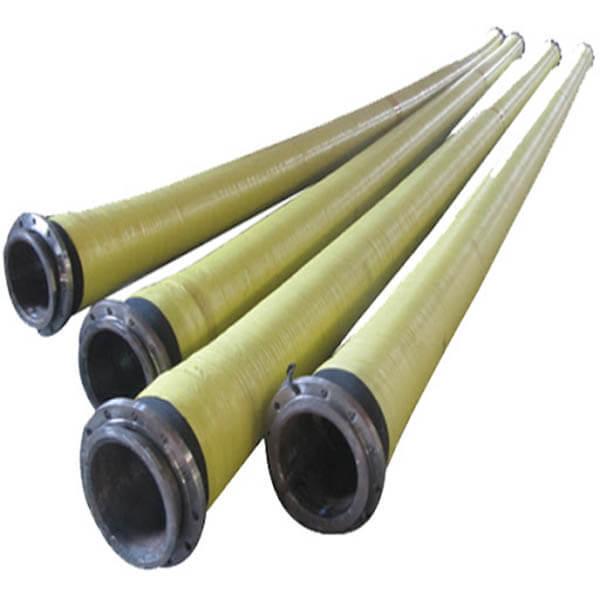 discharge dredging hose